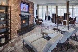 Lobby - Courtyard by Marriott Hotel Warwick