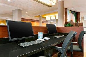 Conference Area - Fairfield Inn & Suites by Marriott Smithfield