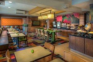 Restaurant - Fairfield Inn by Marriott Chester