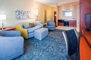 Suite - Courtyard by Marriott Hotel Rochester