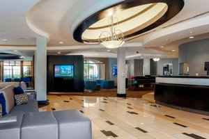 Lobby - Courtyard by Marriott Hotel San Diego Airport