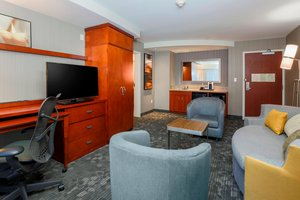 Suite - Courtyard by Marriott Hotel San Diego Airport