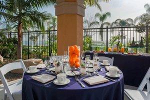 Restaurant - Courtyard by Marriott Hotel San Diego Airport