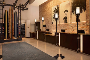 Lobby - Residence Inn by Marriott Gaslamp Quarter San Diego
