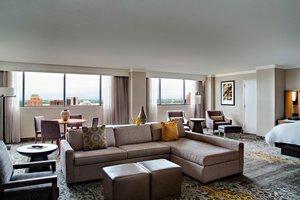 Suite - Marriott Riverwalk Hotel San Antonio