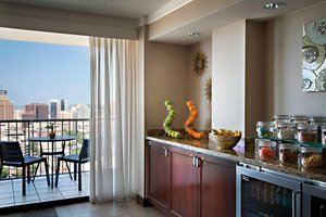 Bar - Marriott Riverwalk Hotel San Antonio