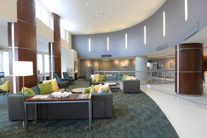 Lobby - Courtyard by Marriott Hotel Ocean City