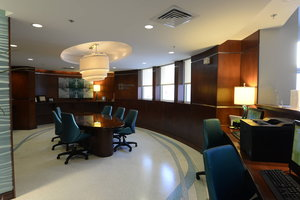 Conference Area - Courtyard by Marriott Hotel Ocean City