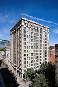 Exterior view - Courtyard by Marriott Hotel Pioneer Square Seattle