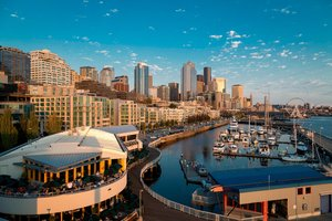 Exterior view - Marriott Hotel Waterfront Seattle