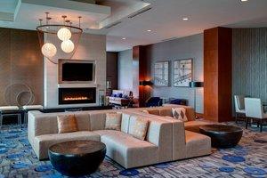 Lobby - Marriott Hotel Waterfront Seattle