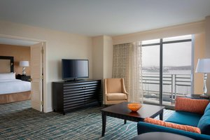 Suite - Marriott Hotel Waterfront Seattle