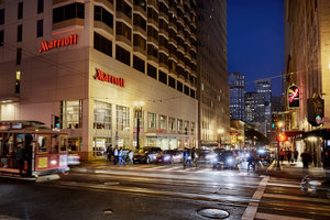 Exterior view - Marriott Hotel Union Square San Francisco