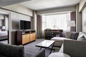 Suite - Marriott Hotel Union Square San Francisco