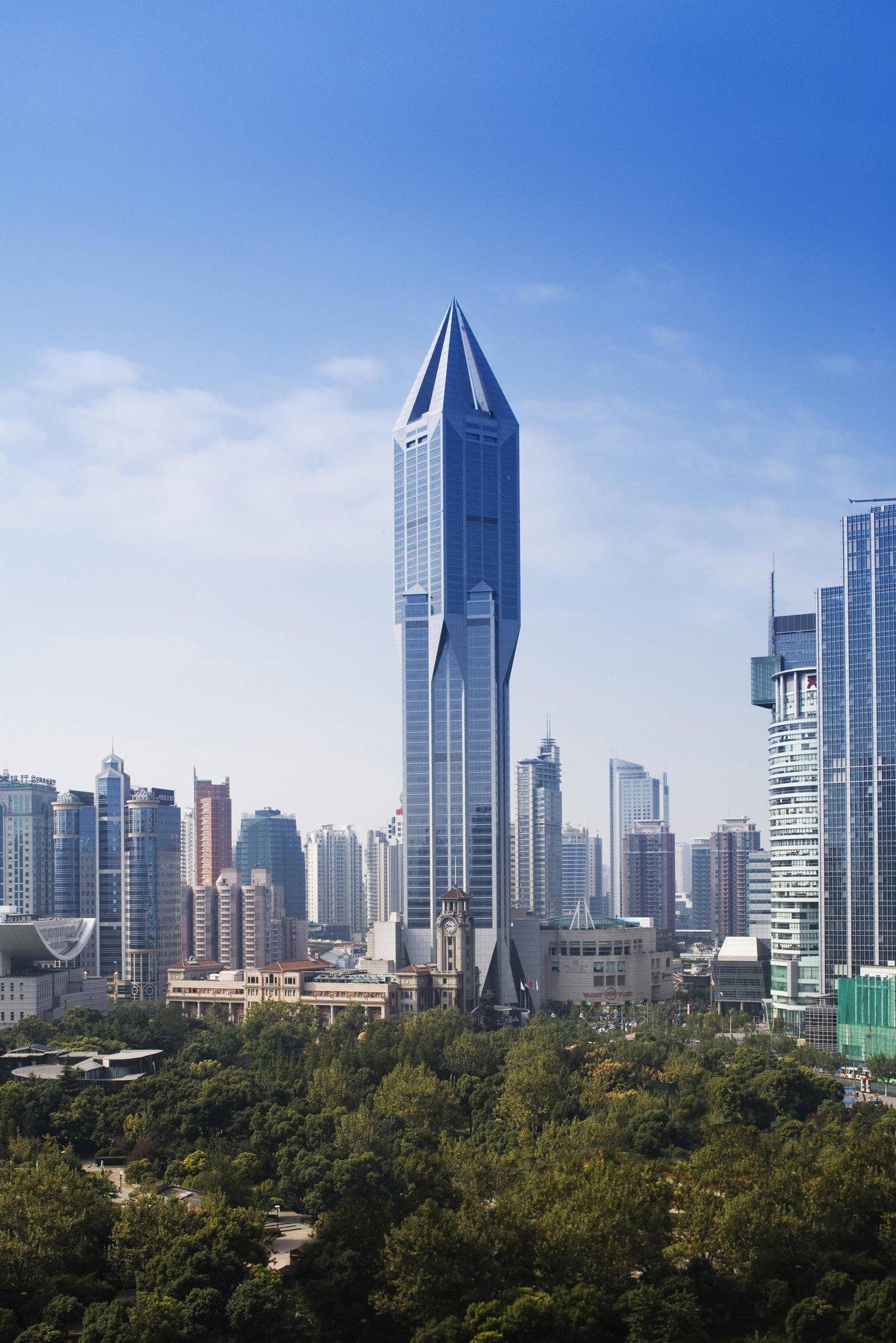 JW Marriott Hotel Shanghai at Tomorrow Square