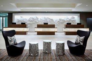 Lobby - Marriott Hotel San Jose