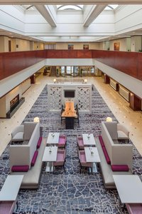 Lobby - Marriott Hotel Downtown Salt Lake City