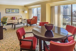 Suite - Marriott Hotel Downtown Salt Lake City