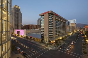 Exterior view - Marriott Hotel Downtown Salt Lake City