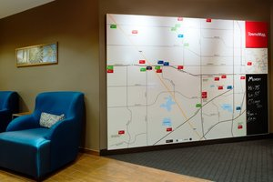 Map - TownePlace Suites by Marriott Northwest Gainesville