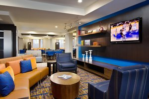 Lobby - Courtyard by Marriott Hotel St Louis Airport Bridgeton