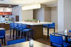 Restaurant - Courtyard by Marriott Hotel St Louis Airport Bridgeton