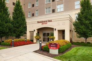 Exterior view - Residence Inn by Marriott St Louis