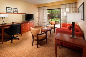 Suite - Courtyard by Marriott Hotel Clearwater