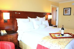 Suite - Marriott Hotel St Petersburg