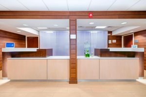 Lobby - Fairfield Inn & Suites by Marriott Simpsonville