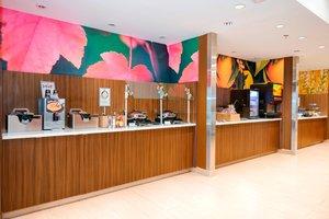Restaurant - Fairfield Inn & Suites by Marriott Simpsonville