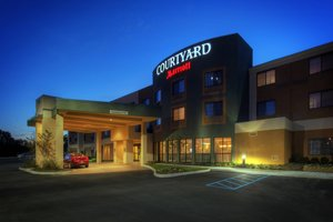 Exterior view - Courtyard by Marriott Hotel Johnson City