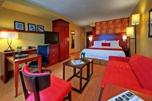 Room - Courtyard by Marriott Hotel Johnson City