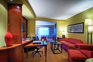 Suite - Courtyard by Marriott Hotel Johnson City