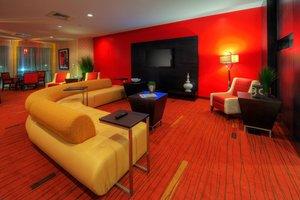 Lobby - Courtyard by Marriott Hotel Johnson City