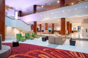 Lobby - Marriott Hotel Southern Hills Tulsa
