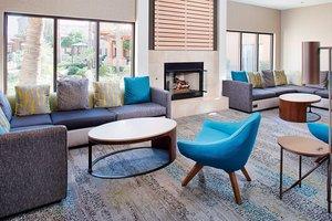 Lobby - Courtyard by Marriott Hotel Williams Center Tucson