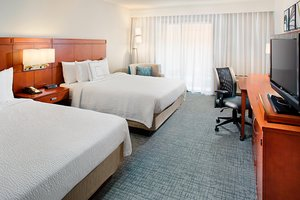 Room - Courtyard by Marriott Hotel Williams Center Tucson