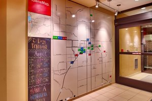 Map - TownePlace Suites by Marriott Vernal