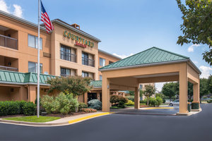 Exterior view - Courtyard by Marriott Hotel Frederick