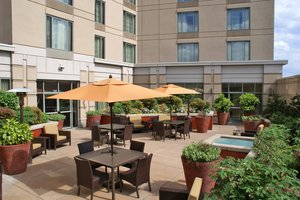 Exterior view - Courtyard by Marriott Hotel Downtown Silver Spring