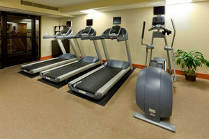 Fitness/ Exercise Room - Holiday Inn Grantville
