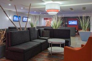 Lobby - Holiday Inn Grantville