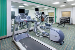 Fitness/ Exercise Room - Holiday Inn Express Hotel & Suites Texarkana