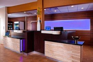 Lobby - Fairfield Inn & Suites Hobby Airport Houston