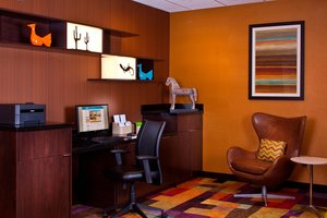 Conference Area - Fairfield Inn & Suites Hobby Airport Houston