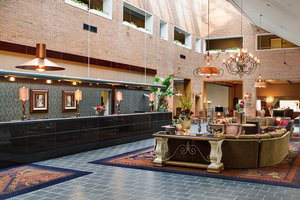 Lobby - Crowne Plaza Hotel Plymouth