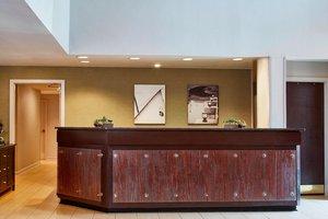 Lobby - Residence Inn by Marriott Atlanta Airport Hapeville