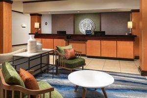Lobby - Fairfield Inn & Suites by Marriott Southwest Chattanooga