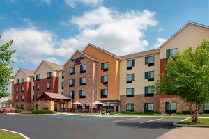 Exterior view - TownePlace Suites by Marriott North Fort Wayne